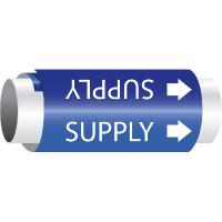 Supply - Setmark® Snap-Around Pipe Markers