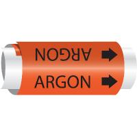 Argon - Setmark® Snap-Around Pipe Markers