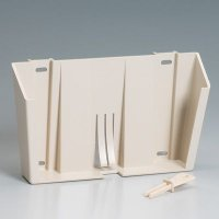 Lockable Wall Bracket with Key for Sharps Container - First Aid Only M945