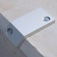 Skateboard Prevention Devices for Chamfered Edges