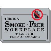 Smoke-Free Workplace Sign
