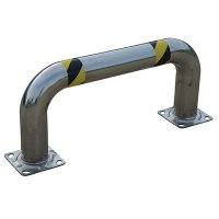 Stainless Steel Low Profile Rack Guard