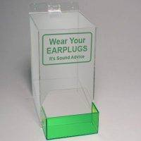 Standard Ear Plugs Dispenser