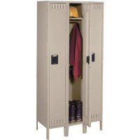 3 Wide Standard Lockers