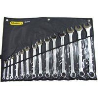 Stanley Tools for The Mechanic - 14 Piece Combination Wrench Sets  85-990