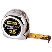 """Stanley® - Powerlock® Tape Rules 1"""" Wide Blade w/BladeArmor™  33-525"""