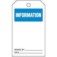 Information Tag