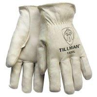 Tillman Grain Cowhide Drivers Gloves  1420-L