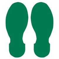 TOUGHSTRIPE™ Die-Cut Floor Marking Footprints