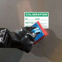 ToughWash® Labels - Calibration