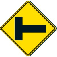 Intersection Traffic Sign