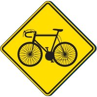 Bicycle Symbol Sign