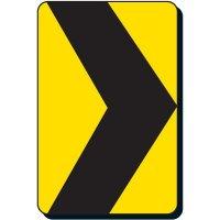 Hazard Arrow Sign