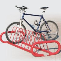 Triangle Bicycle Rack