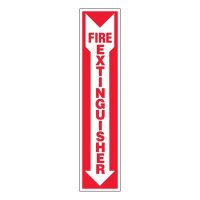 Super-Stik Sign - Fire Extinguisher