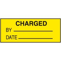 Charged Label
