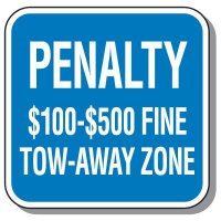 State-Specific Handicap Parking Signs -Virginia