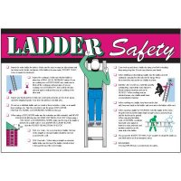 Ladder Safety Wallchart