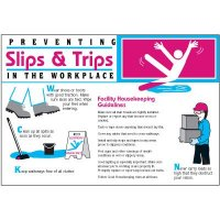 Preventing Slips & Trips Wallchart