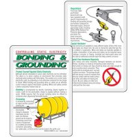 Bonding & Grounding Wallet Card