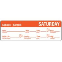 Water-Soluble Labels - Daily Record Labels