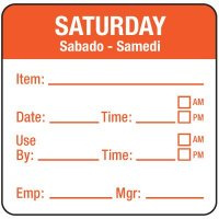 Water-Soluble Labels - Everyday Labels