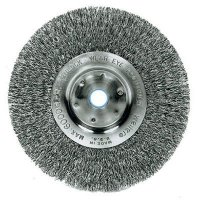 Weiler® - Trulock™ Narrow-Face Crimped Wire Wheels  1065