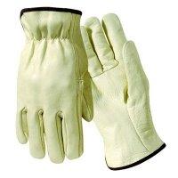 Wells Lamont® Grain Leather Driver Gloves -  Y0123LS