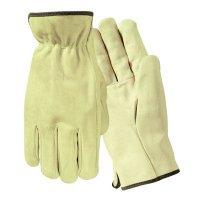 Economy Grain Cowhide Gloves