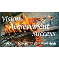 Vision Achievement Success Workplace Banner