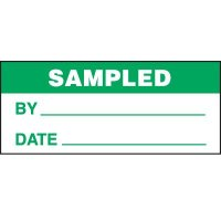 Sampled Status Label