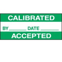 Calibrated/Accepted Label