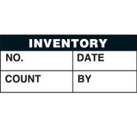 Inventory Status Label
