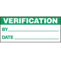 Verification Status Label