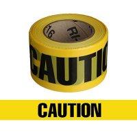 Caution Indoor Barricade Tape