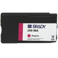 Brady BradyJet J5000 J50-MA Ink Cartridge - Magenta