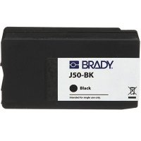 Brady BradyJet J5000 J50-BK Ink Cartridge - Black