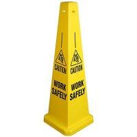 Caution Work Safety Cone