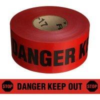 Danger Keep Out Barricade Tape