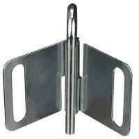 Master Lock® Steel Hasps 418