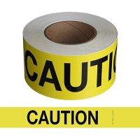 Caution Message Tape Nadco 3X200-SAWT44