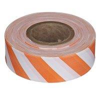 Orange/White Flagging Tape