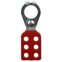 """Safety Lock-Out-1"""" W/Tab / Red American ED-CO ED-600"""