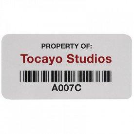 InstaGuard™ Bar Code Labels