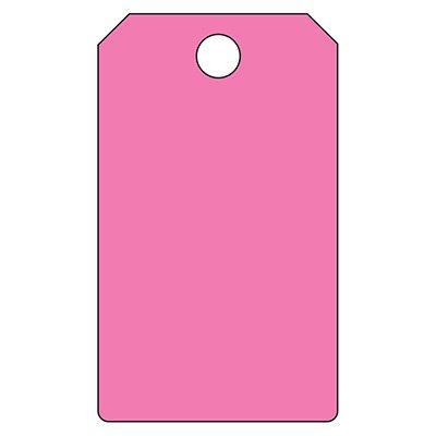 Fluorescent Blank Fluorescent Duro-Tag