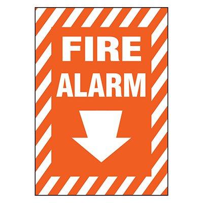 Standard Fire Hose Label