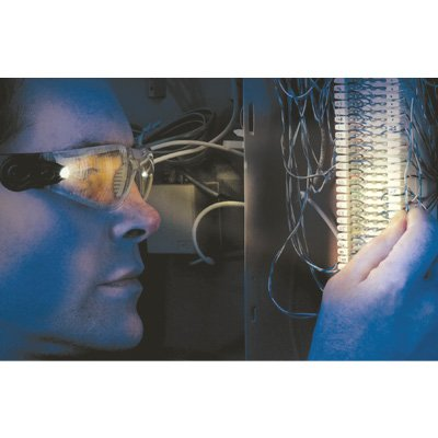 3M™ Light Vision™ Safety Glasses with LED Lights  11356-00000-