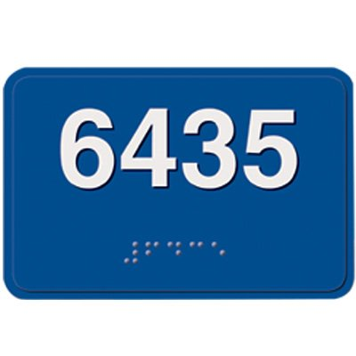 Custom Braille Number Sign