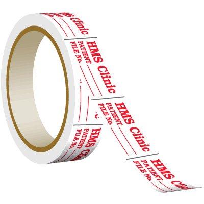 Custom Roll-Form Write-On Status Labels