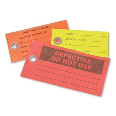 Custom Colored Printed Tyvek Tags